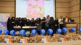 همایش روز جهانی بهداشت دست در بیمارستان شهید رهنمون یزد