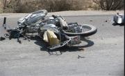 واژگونی موتورسیکلت با پنج مصدوم در یزد