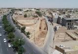 آغاز عملیات اجرایی طرح مسیل شهری در یزد