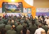 فرماندهان و پاسداران تیپ18 الغدیر با امام جمعه یزد دیدار کردند