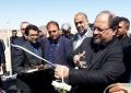 با حضور وزیر تعاون در بافق؛  سه طرح راهسازی و گردشگری به بهرهبرداری رسید