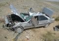 10 کشته و مجروح در واژگونی خودروی 405